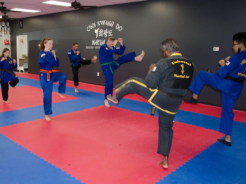 adult martial arts in cartersville