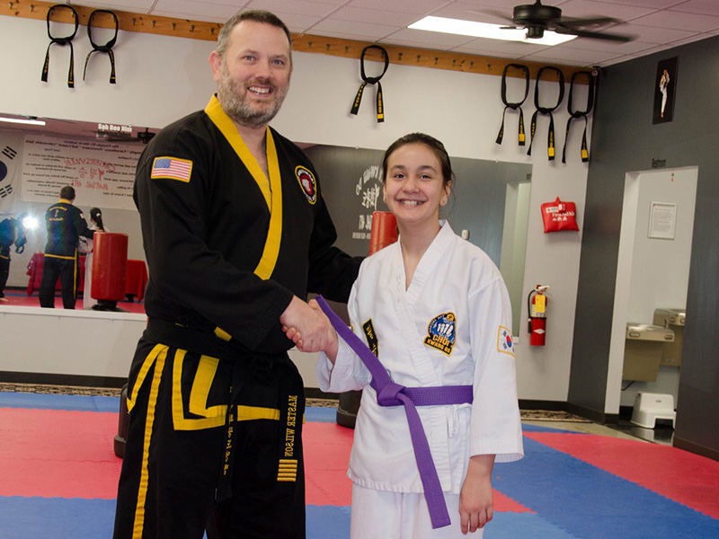 kids martial arts classes in cartersville
